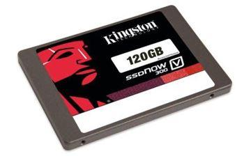 SSD 120.0 GB KINGSTON SSDNow V300, SV300S37A/120G, SATA3, MLC-Chip, do 450/450 MB/s