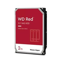 "Tvrdi disk 2000.0 GB WESTERN DIGITAL Red, 20EFRX, SATA3, 64MB cache, IntelliPower, 3.5"", za desktop"