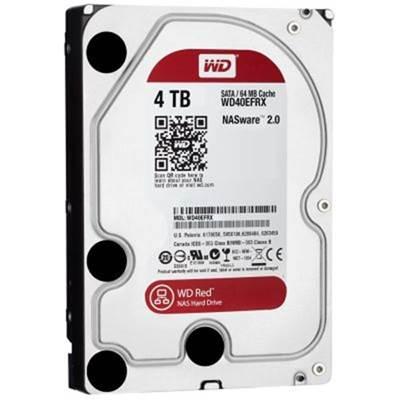 "Tvrdi disk 4000.0 GB WESTERN DIGITAL  Red, WD40EFRX, SATA3, 64MB cache, IntelliPower, 3.5"", za desktop"