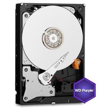 "Tvrdi disk 4000.0 GB WESTERN DIGITAL Purple, WD40PURX, SATA3, 64MB cache, Surveillance, IntelliPower, 3.5"", za desktop"