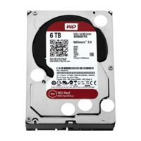 "Tvrdi disk 6000.0 GB WESTERN DIGITAL Red, WD60EFRX, SATA3, 64MB cache, IntelliPower, 3.5"", za desktop"
