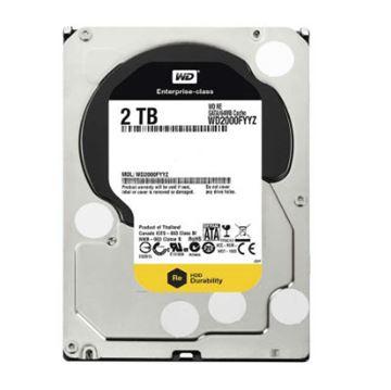 "Tvrdi Disk 2000 GB WESTERN DIGITAL Raid Edition 4, WD2000FYYZ, SATA3, 64MB cache, 7200okr./min, 3.5"", za desktop"