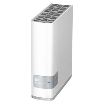 "Tvrdi disk vanjski 3000.0 GB, WESTERN DIGITAL, My Cloud WDBCTL0030HWT, NAS, LAN, USB 3.0, 3.5"", bijeli"