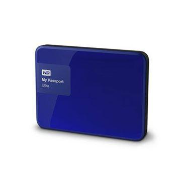 "Tvrdi disk vanjski 2000.0 GB WESTERN DIGITAL My Passport Ultra WDBBKD0020BBL, USB 3.0, 2.5"", plavi"