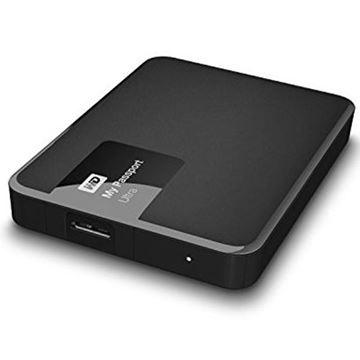 "Tvrdi disk vanjski 1000.0 GB WESTERN DIGITAL My Passport Ultra WDBGPU0010BBK, USB 3.0, 2.5"", crni"
