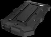 """Eksterno kućište ICY BOX IB-276U3, 2.5"""" SATA HDD/SDD - USB 3.0, vodonepropusno, crna"""