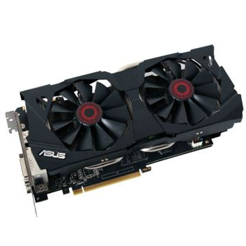 Grafička kartica PCI-E ASUS GeForce GTX 970 Strix, 4GB DDR5, DVI, HDMI, DP