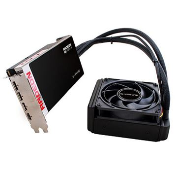 Grafička kartica PCI-E SAPPHIRE AMD RADEON R9 FURY X, 4GB HBM, HDMI, DP