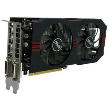 Grafička kartica PCI-E ASUS AMD RADEON R7 360, 2GB DDR5, DVI-D, DVI-I, HDMI, DP