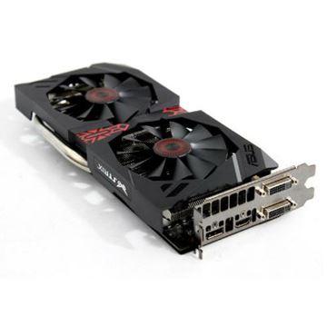 Grafička kartica PCI-E ASUS STRIX AMD RADEON R9 380, 4GB DDR5, DVI-D, DVI-I, HDMI, DP