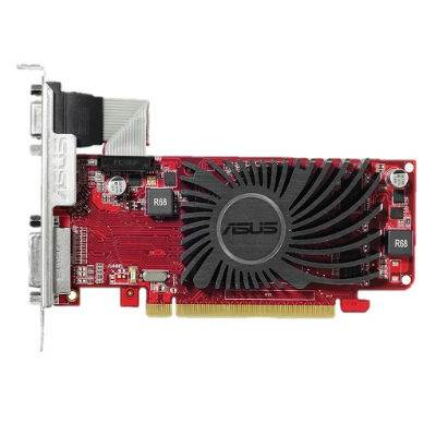 Grafička kartica PCI-E ASUS AMD RADEON R5 230 Silent, 1GB DDR3, D-SUB, DVI, HDMI