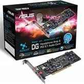 Zvučna kartica, PCI, ASUS Xonar DG 5.1