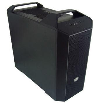 Kućište COOLERMASTER MasterCase 5, MCX-0005-KKN00, modularno, ATX, bez PS, crno