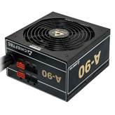 Napajanje 650W, CHIEFTEC A-90 Series, GDP-650C, ATX v2.3, 140mm vent, PFC, modularno, 80+ Gold