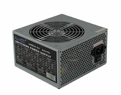 Napajanje 600W, LC POWER Office Series, ATX V2.31, 120mm vent., PFC