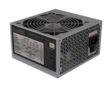 Napajanje 350W, LC POWER Office Series LC420-12, ATX v2.31, 120mm vent, PFC