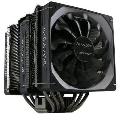 Cooler LC POWER LC-CC-120-X3 Airazor, socket 775/1150/1155/1156/1366/2011/AM2/AM2+/AM3/AM3+/FM1/FM2