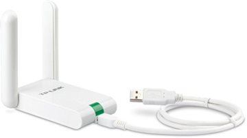 Mrežna kartica adapter USB2.0, TP-LINK TL-WN822N, 300Mbps, 802.11b/g/n, za bežičnu mrežu, 2 antene