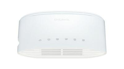 Switch D-LINK DGS-1005D, Gigabit Switch, 10/100/1000 Mbps, 5-port