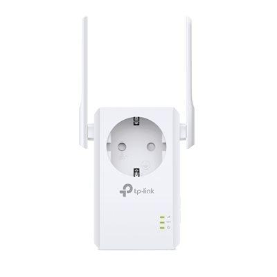 Wireless range extender TP-LINK TL-WA860RE, 300Mbps, 802.11b/g/n, 2 vanjske antene, dodatna utičnica, zidni