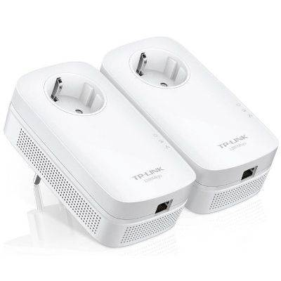 Powerline adapter TP-LINK AV1200 TL-PA8010P KIT, mreža putem strujnog kabela, 2x2 MIMO, G-Lan, duplo pakiranje