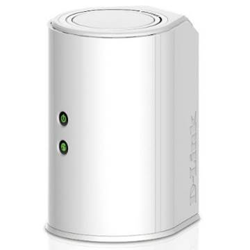 ADSL router D-LINK DIR-818LW, Wireless AC750 Dual Band GB Cloud router, 4-port, 802.11b/g/n/ac + 1 WAN port, 300Mbps/433Mbps, USB2.0, bežični