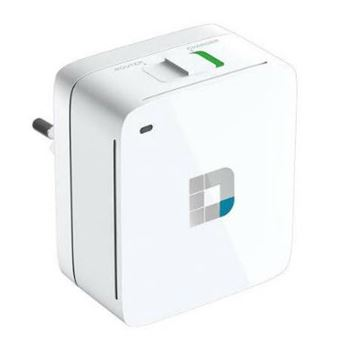 ADSL router D-LINK DIR-518L, Mobile Cloud Companion,  802.1b/g/n/ac + 1 WAN port, 600Mbps, Broadband Router, 3G, Hotspot, USB, bežični