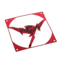 Fan Grill LANCOOL PT-G02R Dragonlord, crveni, 140mm