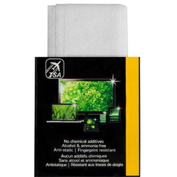 Vlažne maramice za čišćenje, ANTEC 100% Natural Wipes, 100kom