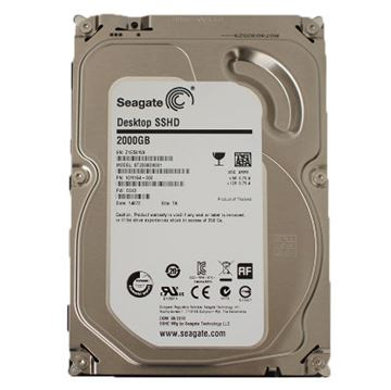 "Tvrdi disk 2000.0 GB SEAGATE ST2000DX001, SSHD, SATA3, 64MB cache, 7200 okr./min, 3.5"", za desktop"