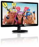 "Monitor 21.5"" LED PHILIPS 226V4LAB, 5ms, 250cd/m2, 10.000.000:1, D-SUB, DVI-D, crni"