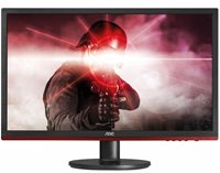 "Monitor 22"" LED AOC G2260VWQ6, 1ms, 250cd/m2, 20.000.000:1, D-Sub, HDMI, DP, crni"