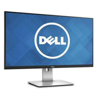 "Monitor 27"" LED DELL U2715H, 8ms, 350cd/m2, 1000:1, HDMI, miniDP, DP, USB 3.0, pivot, crni"