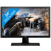 "Monitor 24"" LED BENQ RL2455HM, 1ms, 250cd/m2, 12.000.000:1, D-Sub, DVI, HDMI"