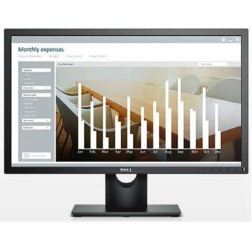 """Monitor 24"""" LED DELL E2416H, 5ms, 250cd/m2, 1000:1, TN, DP, D-Sub, crni"""
