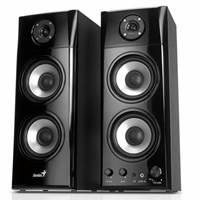 Zvučnici GENIUS SP-HF1800A, 2.0, 50W, crni