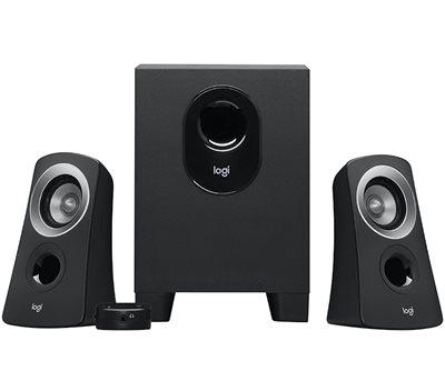 Zvučnici LOGITECH Z313, 2.1, crni
