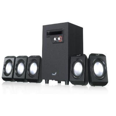 Zvučnici GENIUS SW-5.1 1020, 26W, 5.1