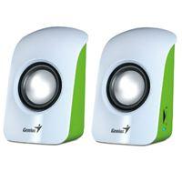 Zvučnici GENIUS SP-U115, 2.0, USB, bijeli
