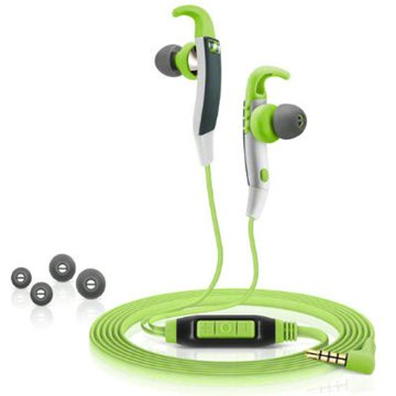 Slušalice Sennheiser CX 686G SPORTS, zelene