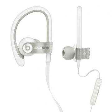 Slušalice BEATS Powerbeats2, in-ear, bijele