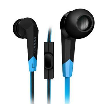 Slušalice ROCCAT Syva, In Ear, crne
