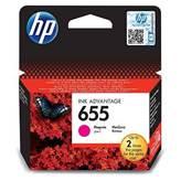 Tinta za HP DeskJet br. 655, 3525/4615/4625/5525/6525, Magenta (CZ111AE)