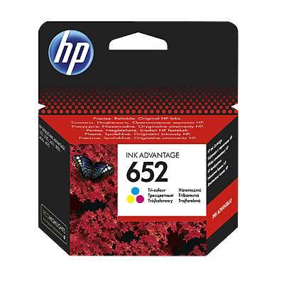 Tinta za HP DeskJet br. 652, 1115/2135/3635/3835, Colour (F6V24AE)