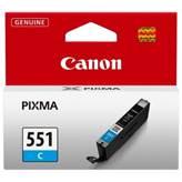 Tinta CANON CLI-551C, cyan