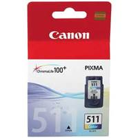 Tinta CANON CL-511, boja, za Pixma MP 240/260 MX320/330