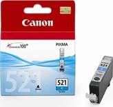 Tinta CANON CLI-521C - iP3600/4600/MP540/MP640, cyan