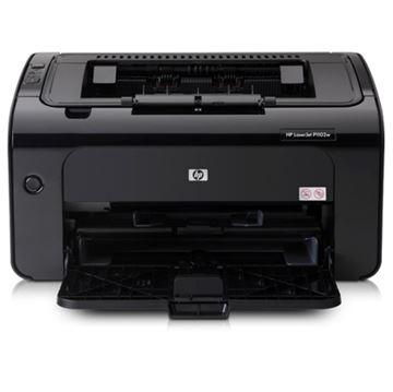 Printer HP LaserJet P1102W, 1200x600 dpi, 8 MB, USB, WiFi, crni
