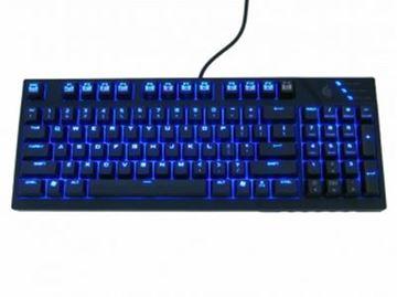 Tipkovnica COOLERMASTER STORM QuickFire TK Blue, mehanička, ENG, USB