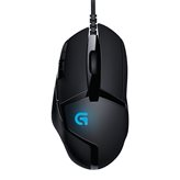 Miš LOGITECH Gaming G402, 4000dpi, crni, USB